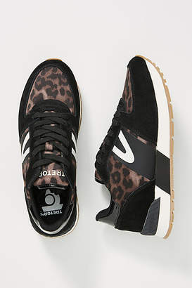 Tretorn Loyola Leopard-Printed Sneakers