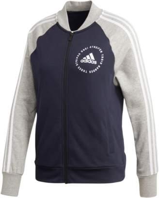 adidas Athletics Athletics Sport ID Fleece Bomber - Women's
