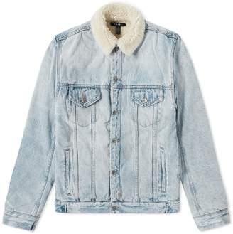 Ksubi Oh G Borg Chillz Denim Jacket