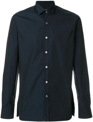 Lanvin classic long-sleeved shirt