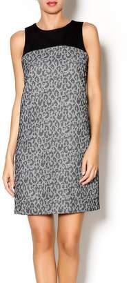 4.collective Leopard Print Dress