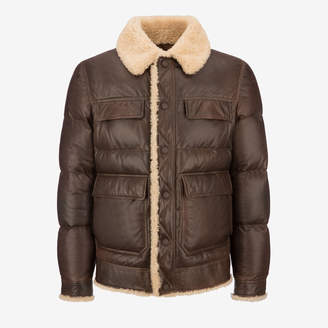 Bally Nappa Puffer Jacket