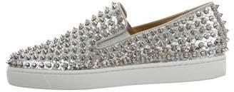 Christian Louboutin Roller Boat Flat Sneakers