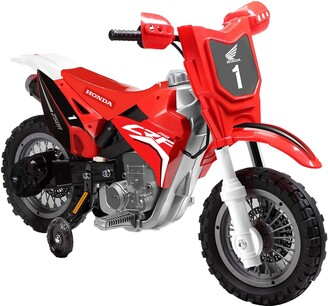 Best Ride on Cars Honda Dirt Bike Ride-On Toy Motorcycle