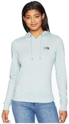 The North Face Lightweight Tri-Blend Pullover Hoodie Women's Sweatshirt