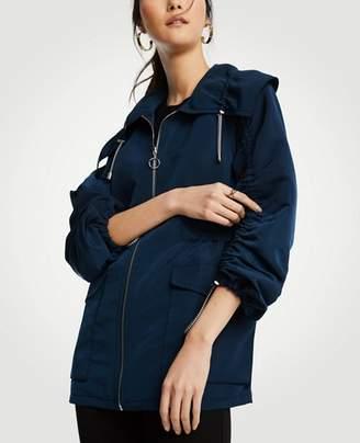 Ann Taylor Petite Anorak Jacket