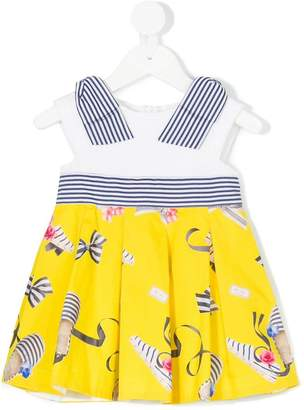 Lapin House shoes print dress