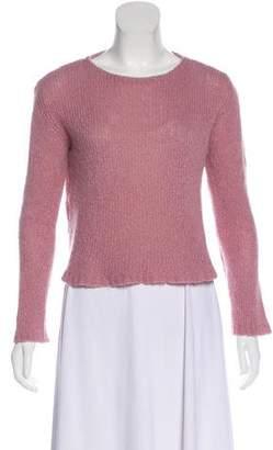 Paul & Joe Cashmere Cropped Sweater