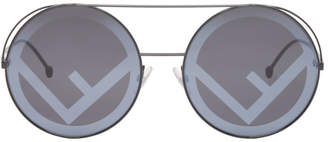 Fendi Black F is Sunglasses