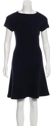 Christian Dior Wool Knee-Length Dress