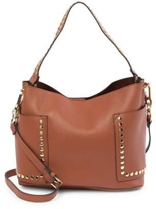 Steve Madden Kellie Flat Stud Bucket Bag