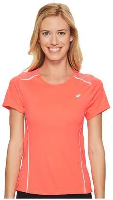 Asics Lite-Show Short Sleeve Tee Women's T Shirt