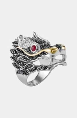 John Hardy 'Naga' Dragon Cocktail Ring