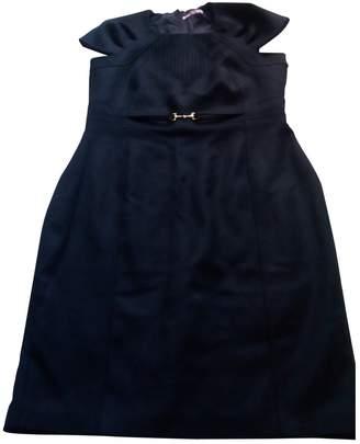 Miriam Ocariz Black Wool Dress for Women