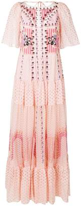 Temperley London Bourgeois long dress