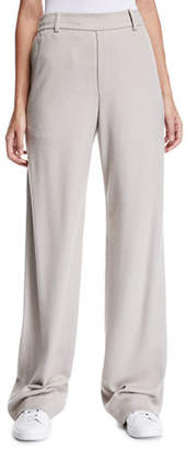Vince Cozy Wide-Leg Wool-Blend Pants