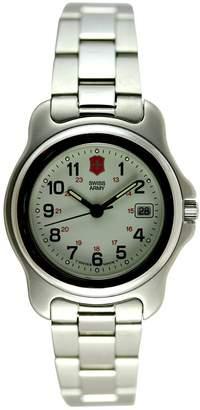 Victorinox Women's 24212 Officers 1884 -Tone Dial Watch