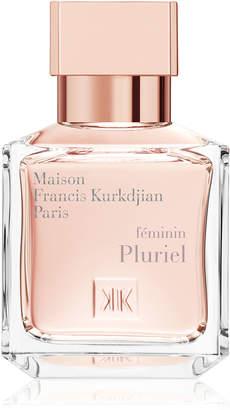 Francis Kurkdjian feminin Pluriel Eau de parfum, 2.4 oz./ 70 mL
