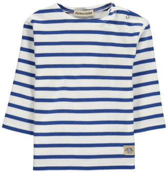 Armor Lux Sale - Loctudy Striped T-shirt