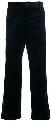 Versace corduroy trousers