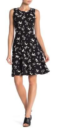 Leota Ava Fit & Flare Dress