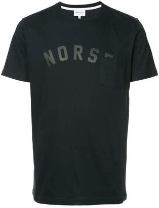 Norse Projects patch pocket T-shirt