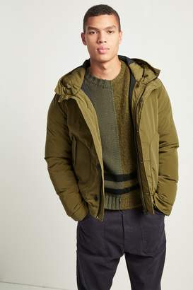 French Connenction Soft Nylon Quilted Jacket