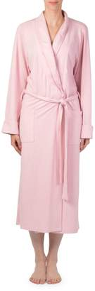 Claudel Long Jersey Robe