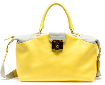 Lanvin Large Zipped Bag