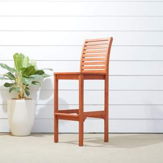 Terrific Wood Bar Chair Shopstyle Gmtry Best Dining Table And Chair Ideas Images Gmtryco