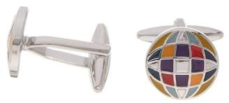 Duchamp Enamel Cuff Links