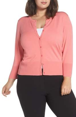 Sejour Easy Cropped Cardigan
