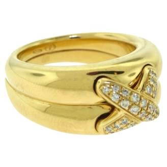 Chaumet Vintage Liens Yellow Yellow gold Ring