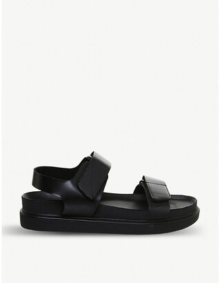 Vagabond Erin leather flatform sandals
