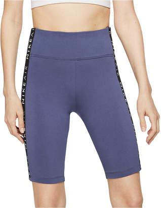 Nike High-Waist Bike Shorts