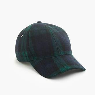 J.Crew Melton wool ball cap