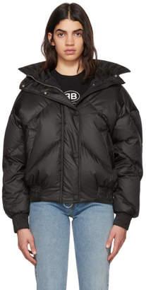 Dunlop Ienki Ienki Black Down Puffer Jacket
