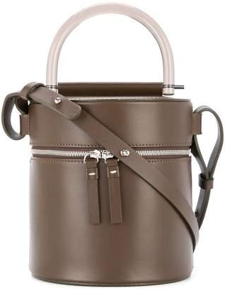 Building Block Drum bucket bag