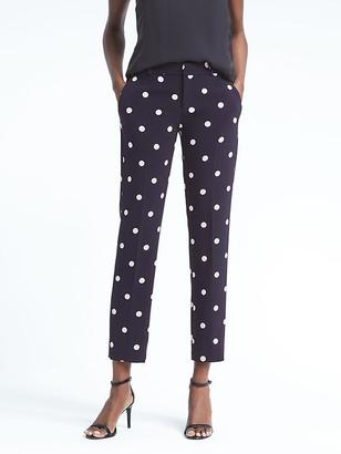 Avery-Fit Dot Pant $98 thestylecure.com