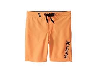 Hurley Heathered Boardshorts (Little Kids)