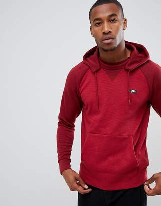 de563eb6eede Nike Optic Pullover Hoodie In Red 930377-677