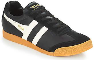 Gola HARRIER NYLON men's Shoes (Trainers) in Black