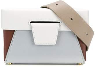 Yuzefi structured belt bag
