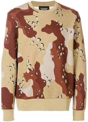 Christopher Raeburn choc chip print sweatshirt