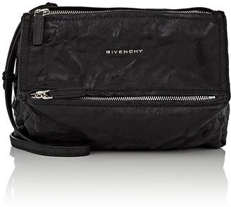 Givenchy Women's Pandora Pepe Mini Leather Messenger Bag