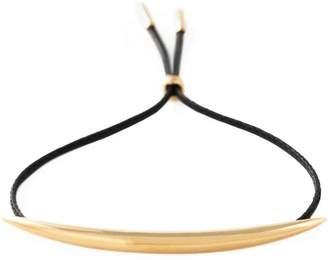 Shaun Leane 'Quill' leather bracelet