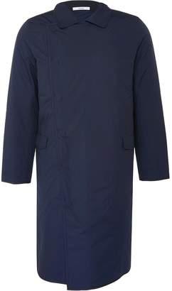 PHVLO Rain-repellent reversible notched lapel padded unisex coat