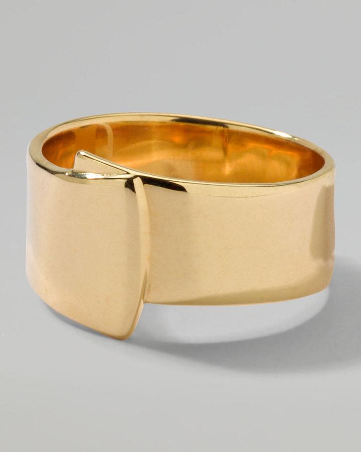 Ippolita Juliet Smooth Wrap Ring