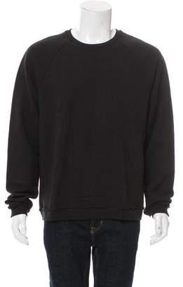 John Elliott Long Sleeve Crew Neck Sweatshirt