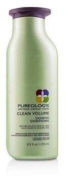 Pureology Clean Volume Shampoo (For Fine Colour-Treated Hair) 250ml/8.5oz